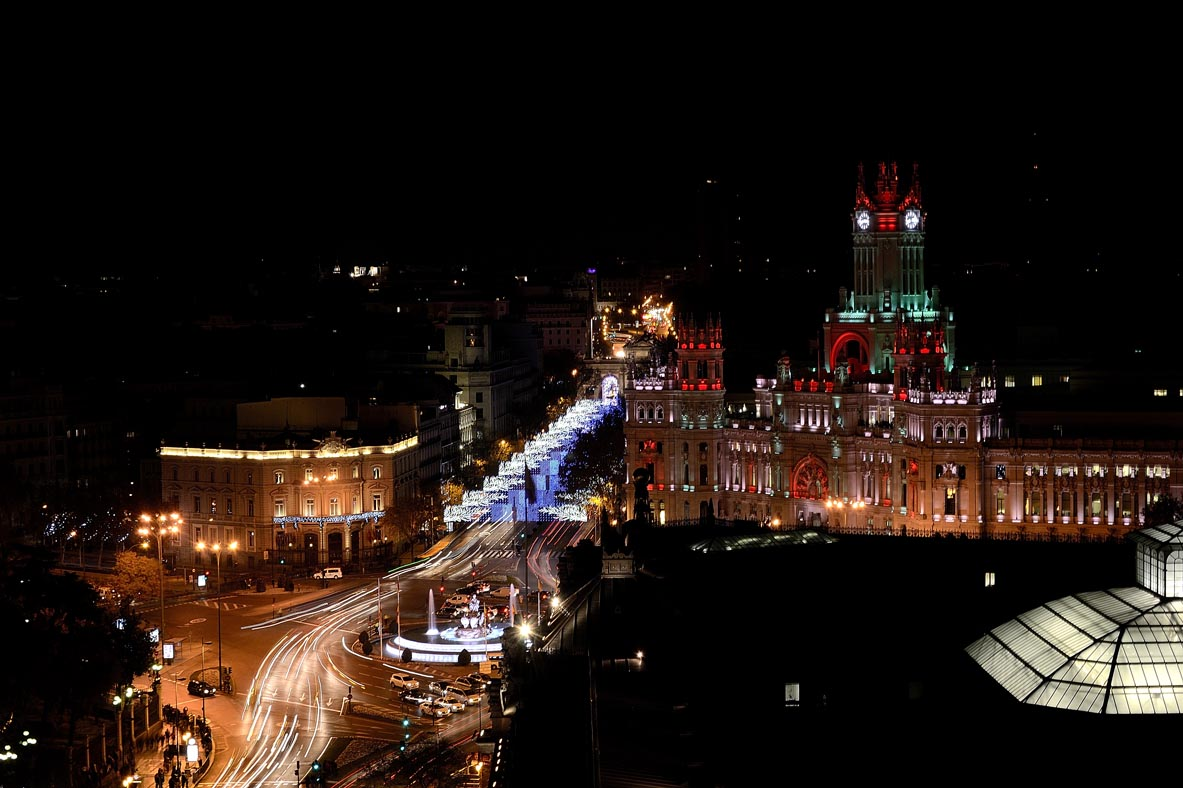 Happy 2015 Madrid!!
