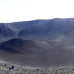 Crater Volcan